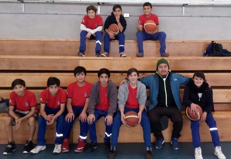 Team Basquetbol Sub 14