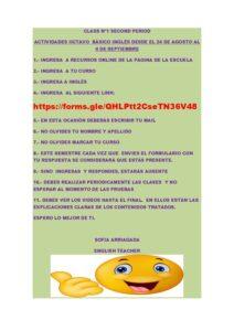 ACTIVIDADES OCTAVO BÀSICO INGLES – copia (2)