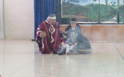 Ceremonia Mapuche